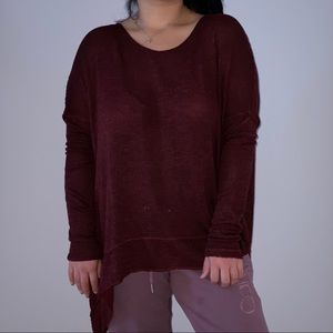 New with tags free people long sleeve